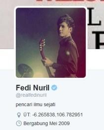 Twit Fedi Nuril